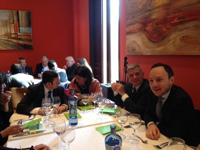 DINAR DE PROVA. Convidat Xavier Espot, Ministre d'Afers Socials, Justícia i Interior d'Andorra.