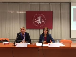 Participació en el 3r Congrés de l'Advocacia de Barcelona. Conferència