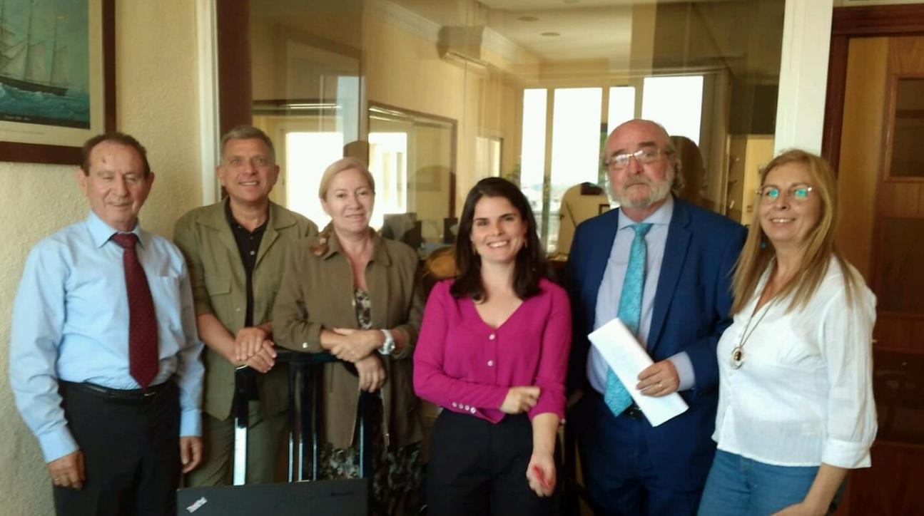 Reunió anual del Consejo General de Peritos Judiciales a Madrid, 14 de juny de 2019